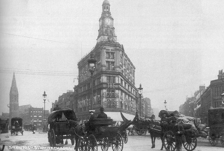 Whitechappel a comienzos del siglo XX