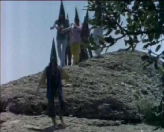 Gong en las inmediaciones de Montserrat