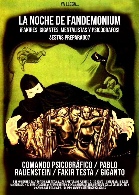 Cartel La Noche de Fandemonium.jpg