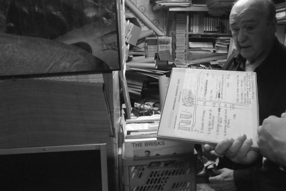 José Luis nos enseña un master original de Ñu