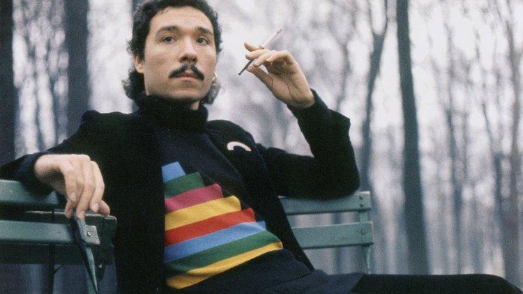 Antonio López en París (1972). Fotografía: Juan Ramos