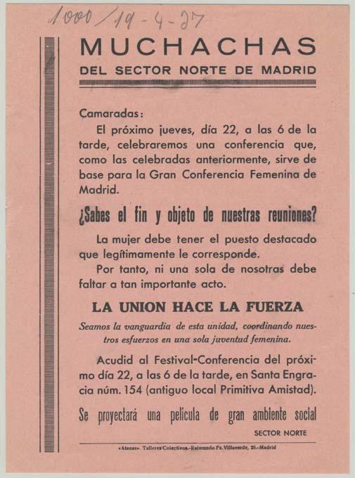 Juventud Socialista Unificada (Sector Norte)