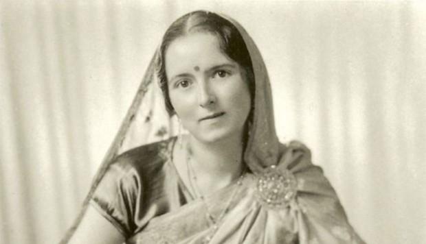 Savitri Devi (Devi Archive)