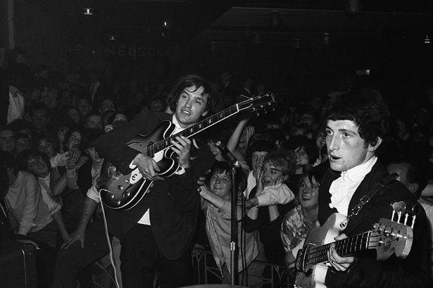 The Kinks en 1965