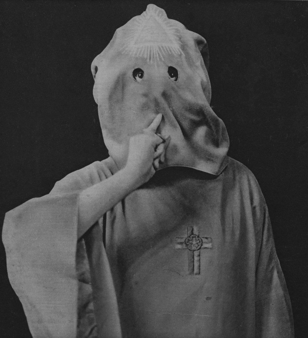 Crowley en la portada de la revista francesa  Détective  (1929)
