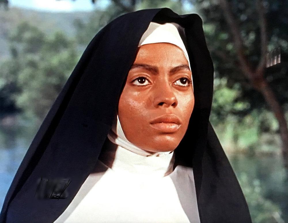 Diana Ross en  Tarzan  (1968)