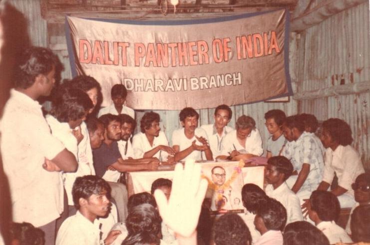 Reunión de los panteras indios