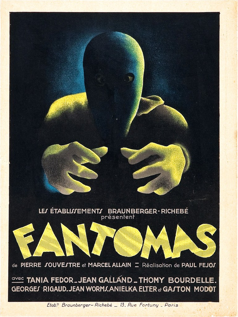 Fantomas  (1932)