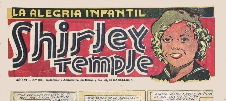 Shirley Temple antifascista