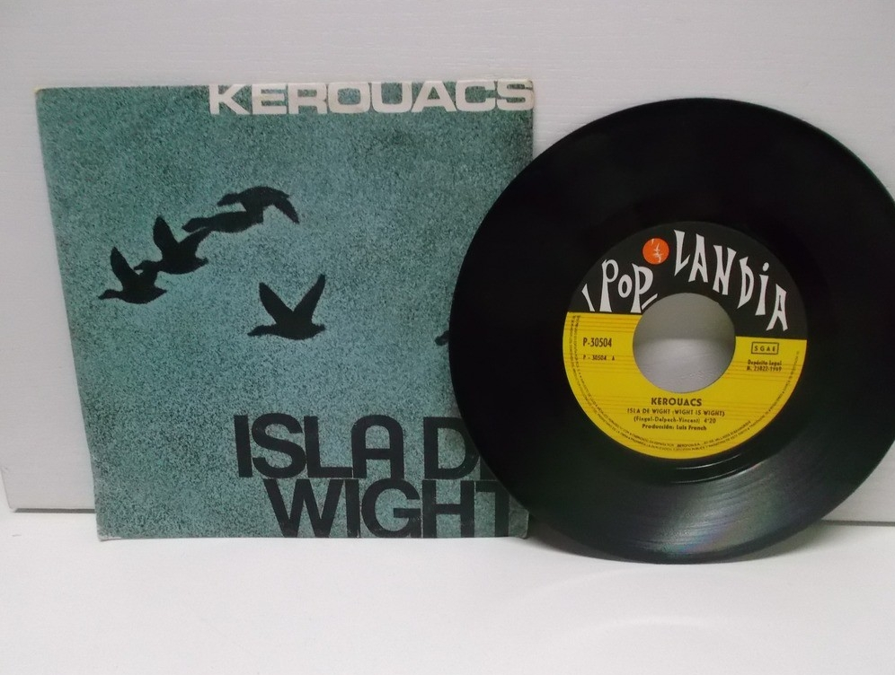 Kerouacs, «Isla de Wight» (Pop Landia, 1969)
