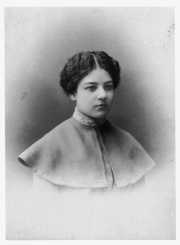 Olga Rozanova (1900)
