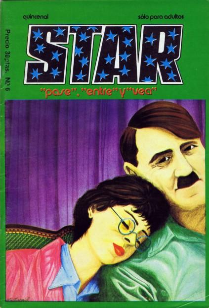El número 6 de  Star  y la portada polémica