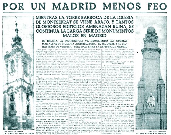 Luz  (enero de 1934)