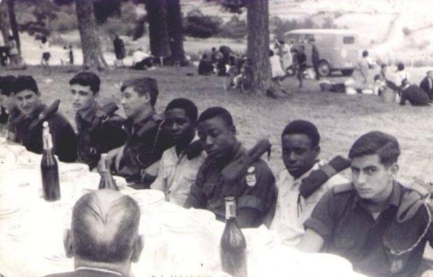 Falangistas guineanos