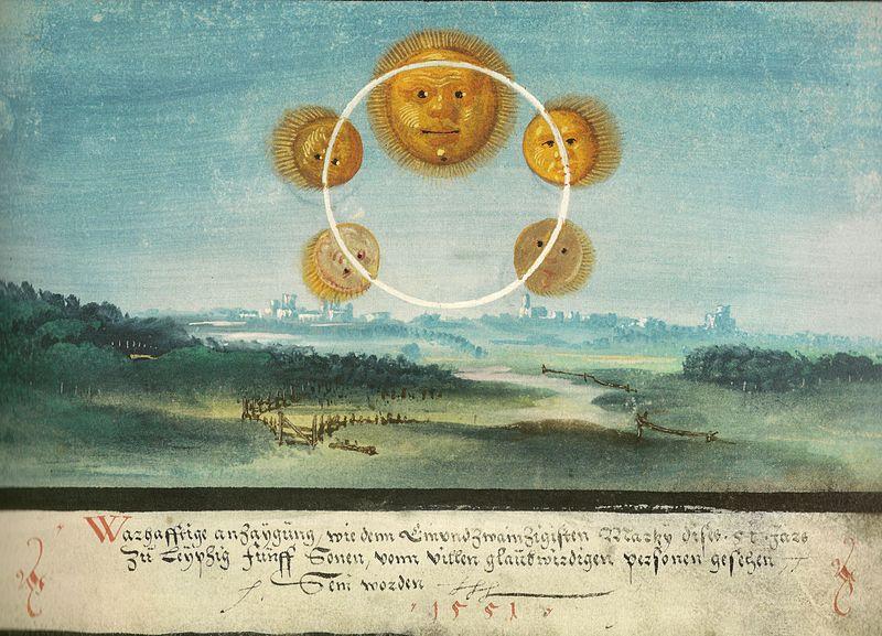 Augsburger_Wunderzeichenbuch_—_Folio_169_Fünf_Sonnen_über_Leizpig_1551.jpg