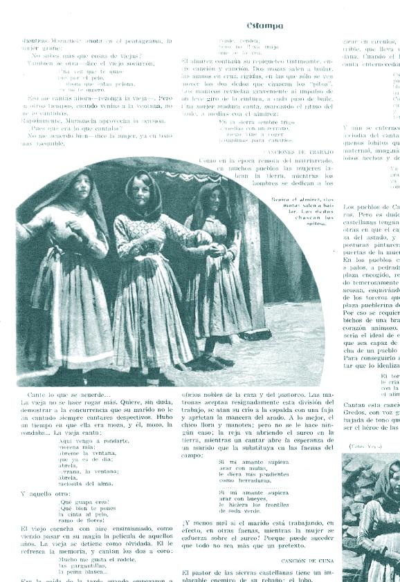 Otra entrevista con Marazuela ( Estampa , agosto de 1935)