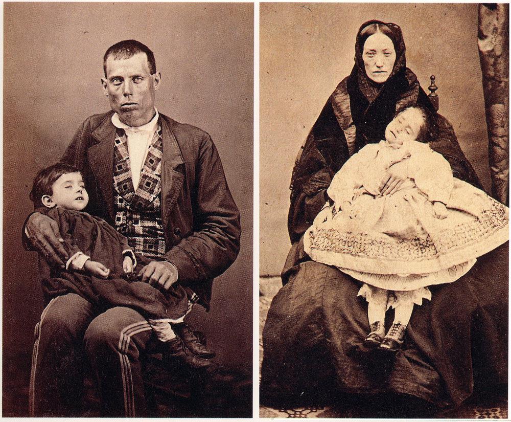 Fotografías de José Rodrigo y J. Suárez, c. 1870
