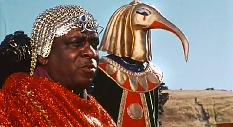 Sun Ra:  Space is the place  (1974)