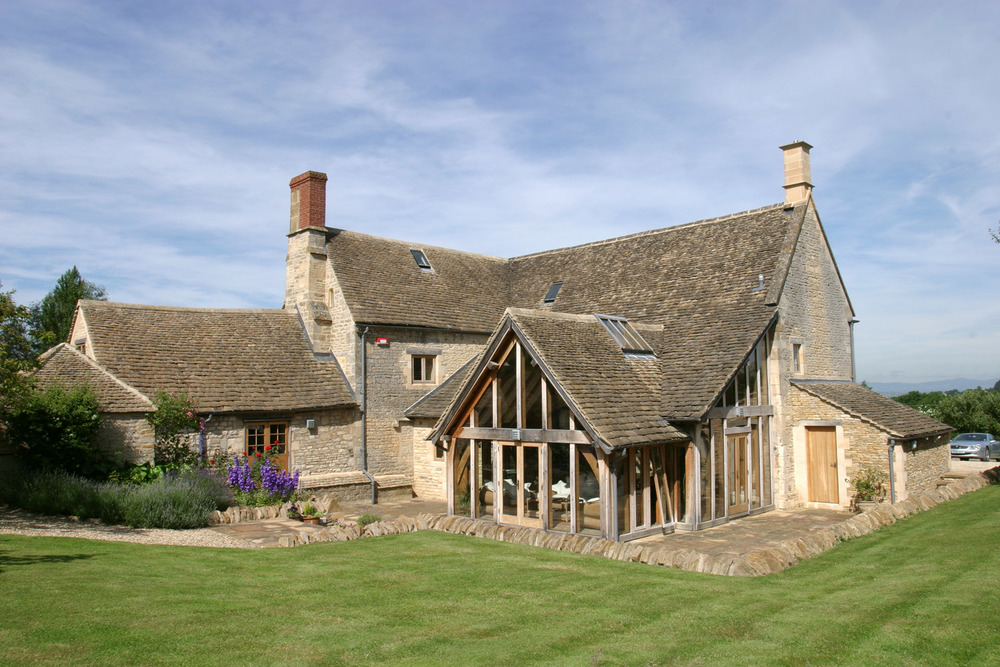 Listed Farmhouse<br>Gloucestershire