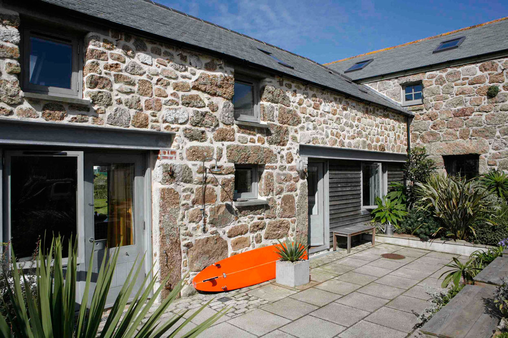 Barn Conversion<br>Cornwall