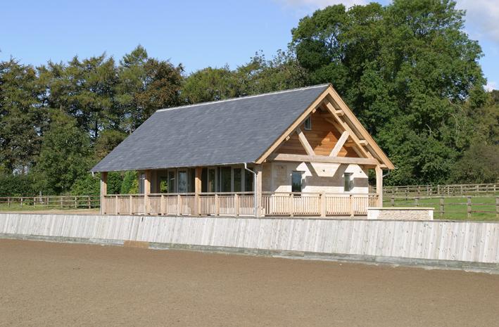 Polo Pavilion<br>Gloucestershire