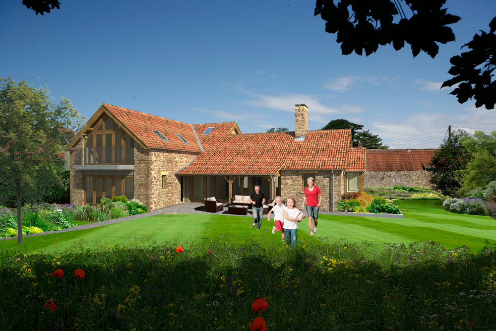 - We are experienced in new build, conversions, extensions and refurbishments.  Whilst well known for our work on high-end houses we have been involved in residential developments, student accommodation, equestrian buildings, polo centres, oak framed buildings and farm offices.  We have also worked with a variety of existing buildings including traditional farm buildings, modern farm buildings, water mills, hop kilns, chapels, warehouses, offices, workshops, and the remains of a bishop's palace to achieve sympathetic conversions to new uses.Our approach is not about style or fashion, instead it can include:  • Inspiring open plan spaces filled with daylight.• Inside/outside spaces including balconies, terraces and verandas enjoying sunlight and shelter.• Making the most of views and privacy.• Human scale.• Best practice sustainability thinking integrated from the beginning.• Thermal comfort with low energy bills.• Local materials and crafted details combined with the economic benefits of modern construction.• Contrasts in colour and texture.• Integration of building and landscape.