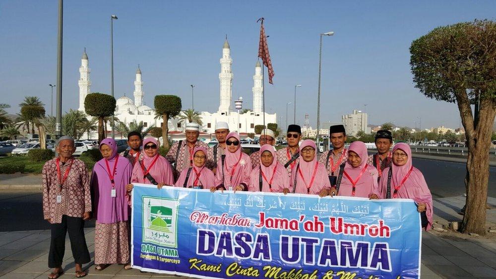 Travel Haji dan Umroh Dasa Utama.
