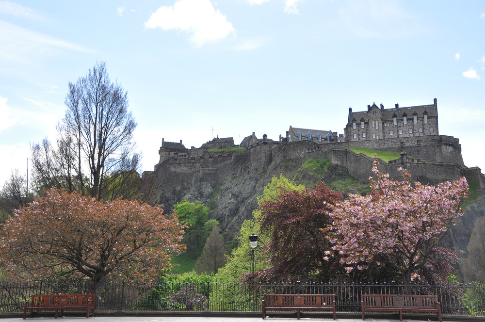 Photo:  This is Edinburgh