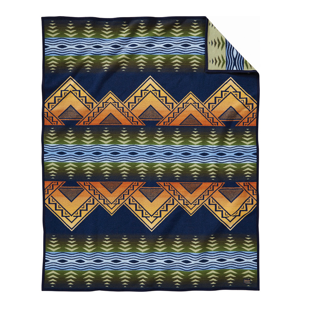 American Treasures blanket,  Amara