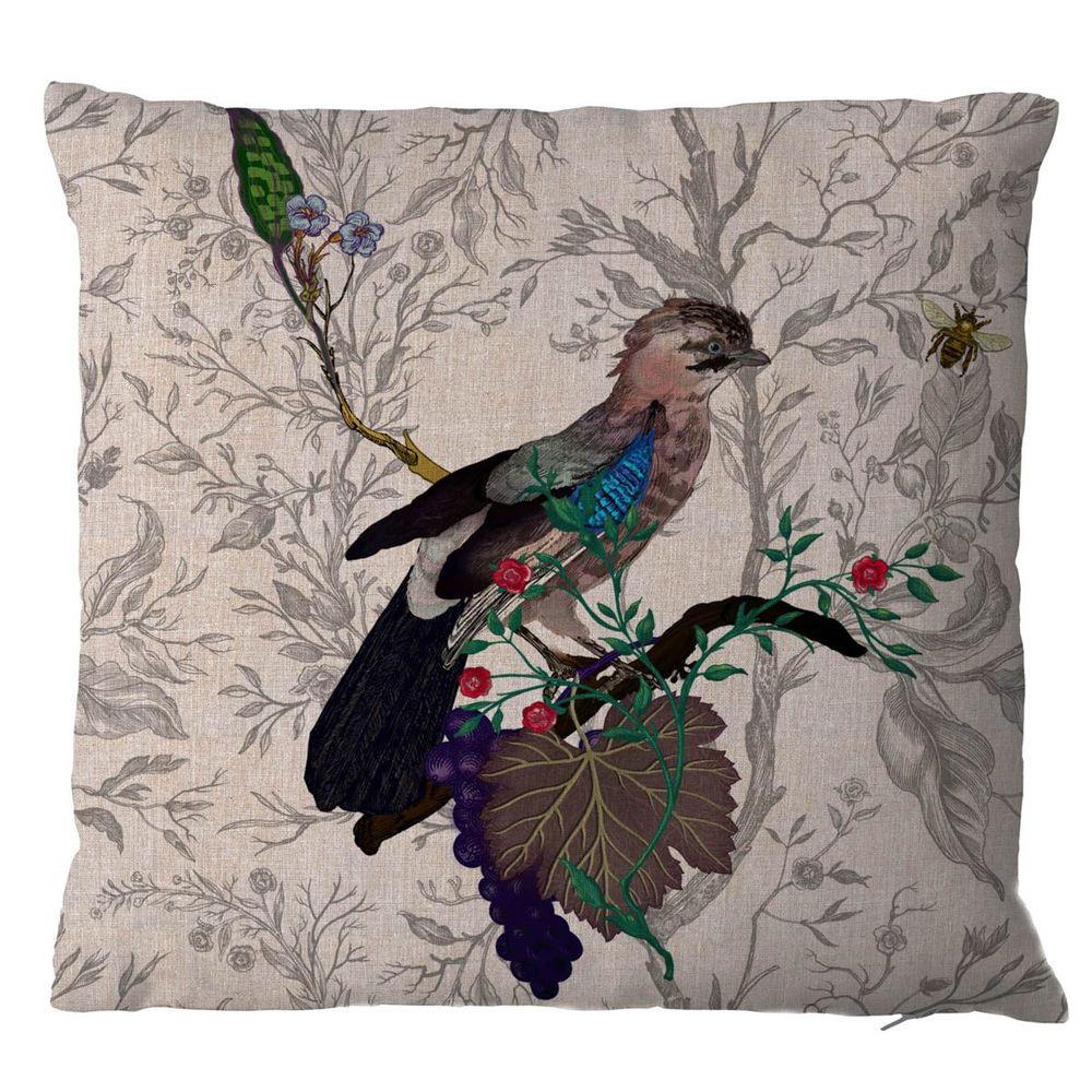 Timorous Beasties Jay cushion