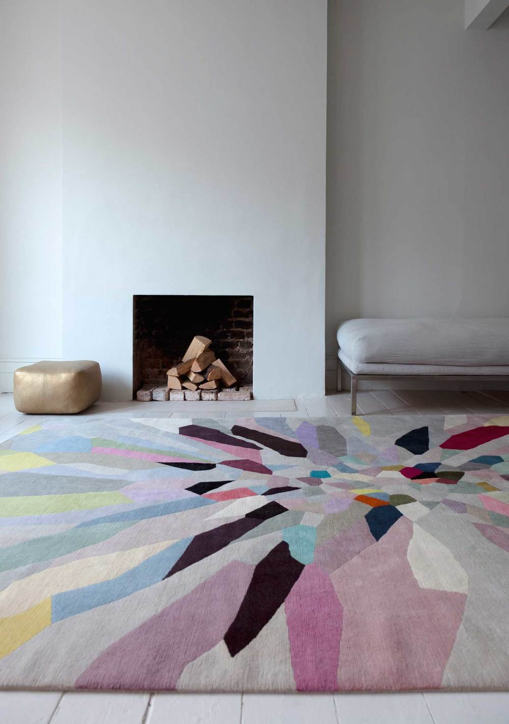 Zap by Fiona Curran at The Rug Company