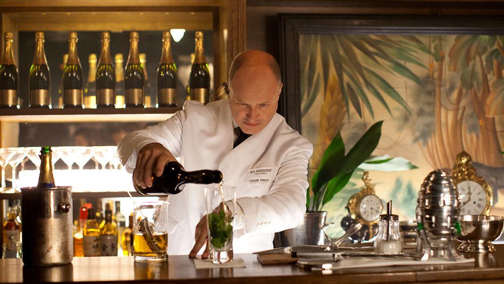 Ritz Paris Hemingway bar