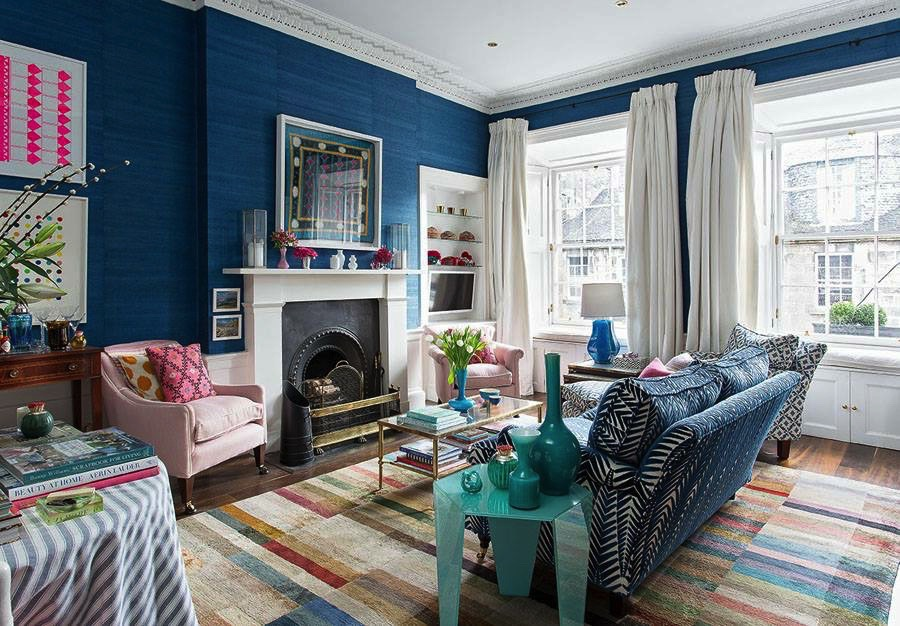 Design: Jessica Buckley Interiors/Photo: Douglas Gibb