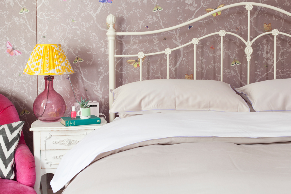 My bed. But better/Photo: Susie Lowe/Bedlinen: Josephine Home