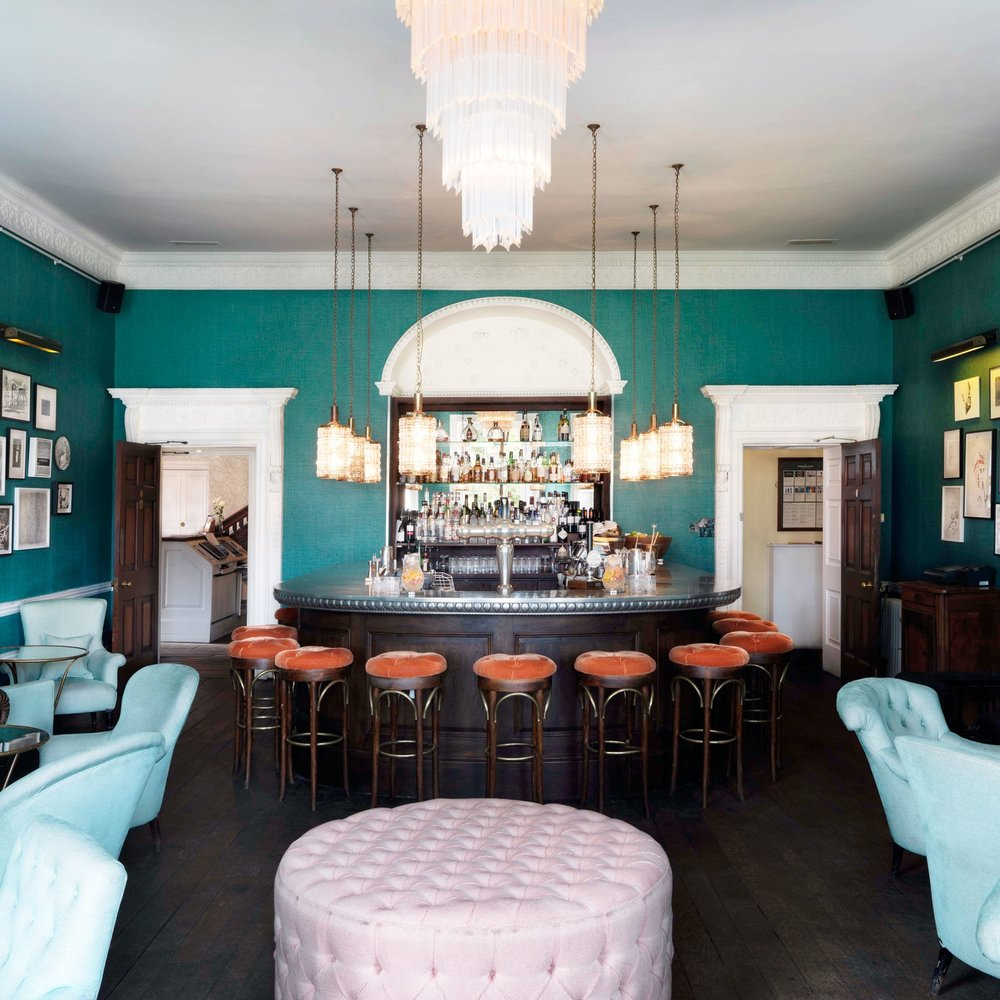From soho house to your home the pink house - Secret escapes london office ...