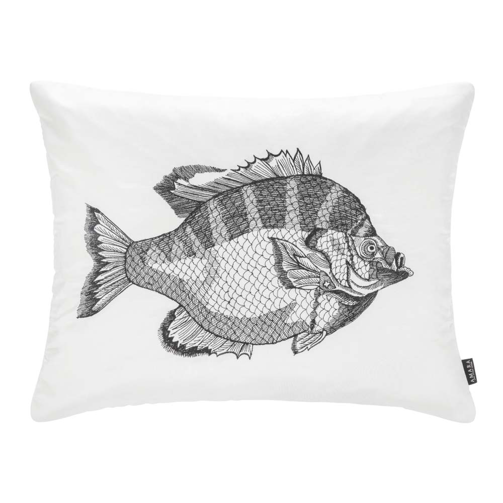 Fish cushion A by AMara SS17
