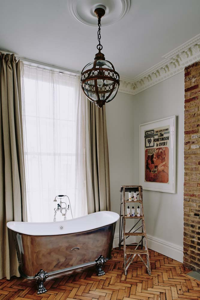 Dream en suite bathroom freestanding tub