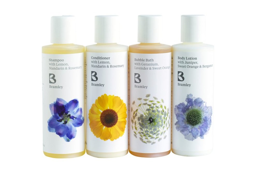 Bramley bath products