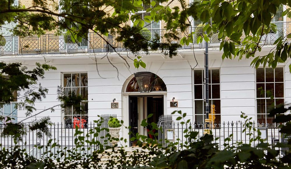 Firmdale's pretty Dorset Square Hotel in Marylebone