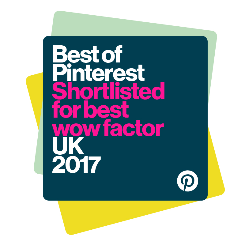 Best of Pinterest Interior Awards 2017 Shortlisted