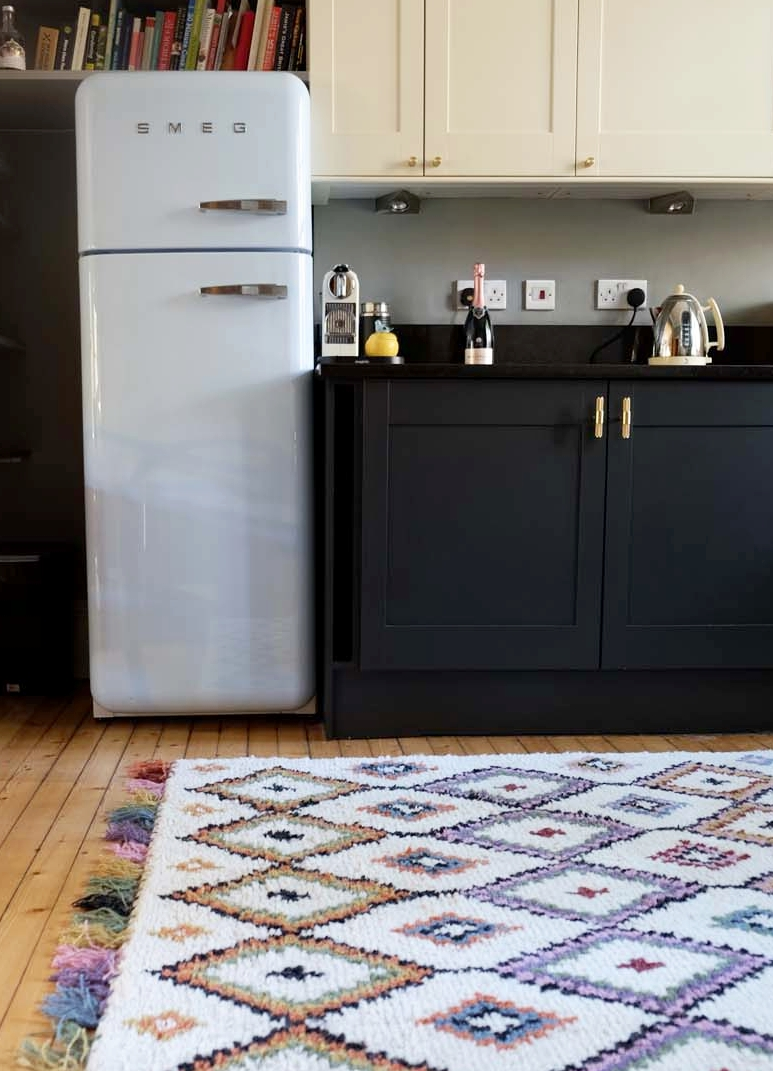 La Redoute Ourika Berber-style rug