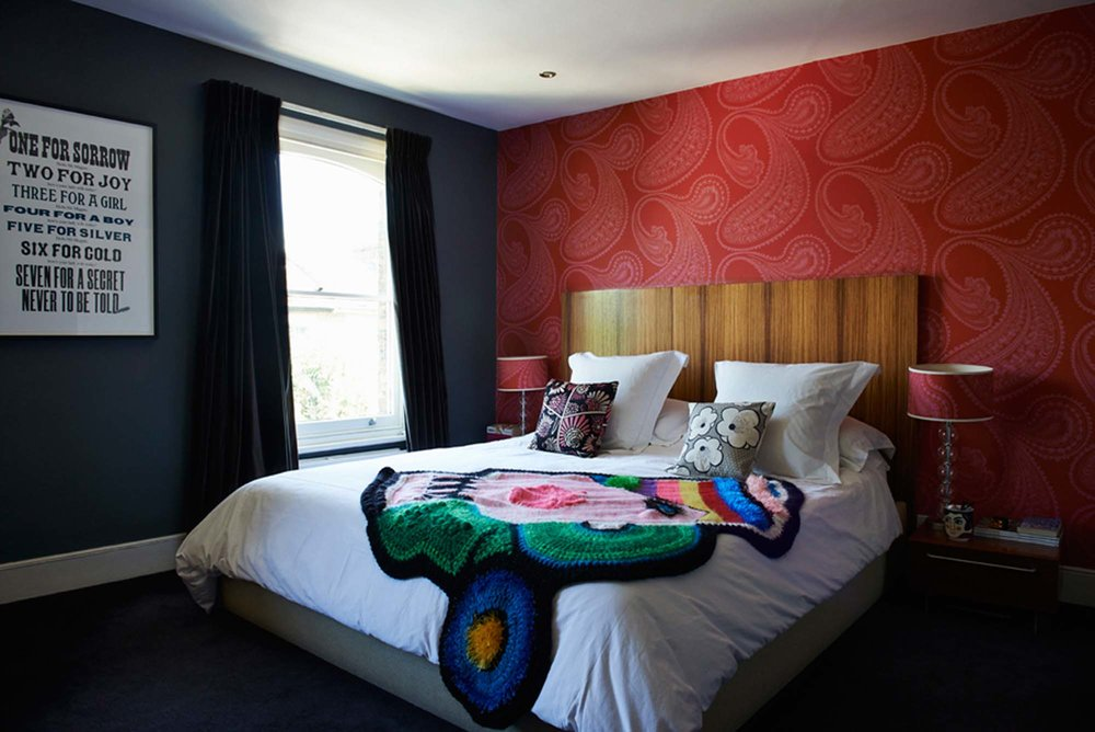 Zoe's bedroom