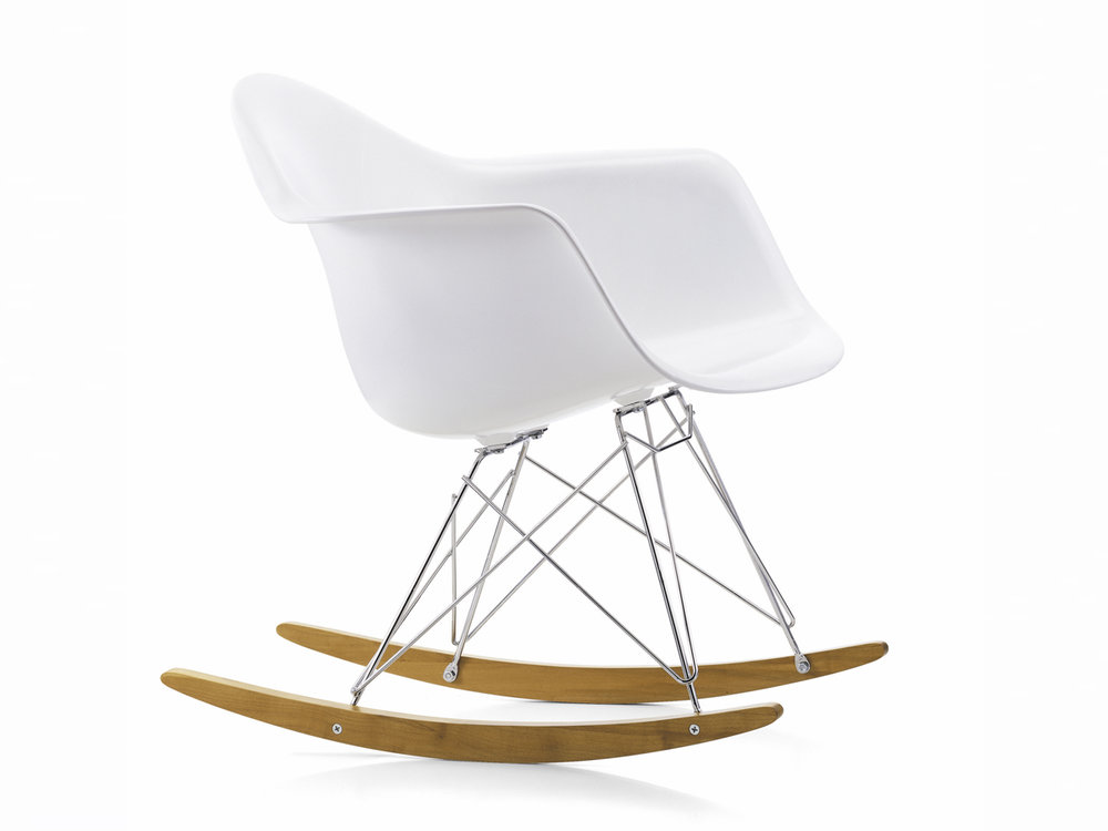 Vitra RAR Eames rocking chair