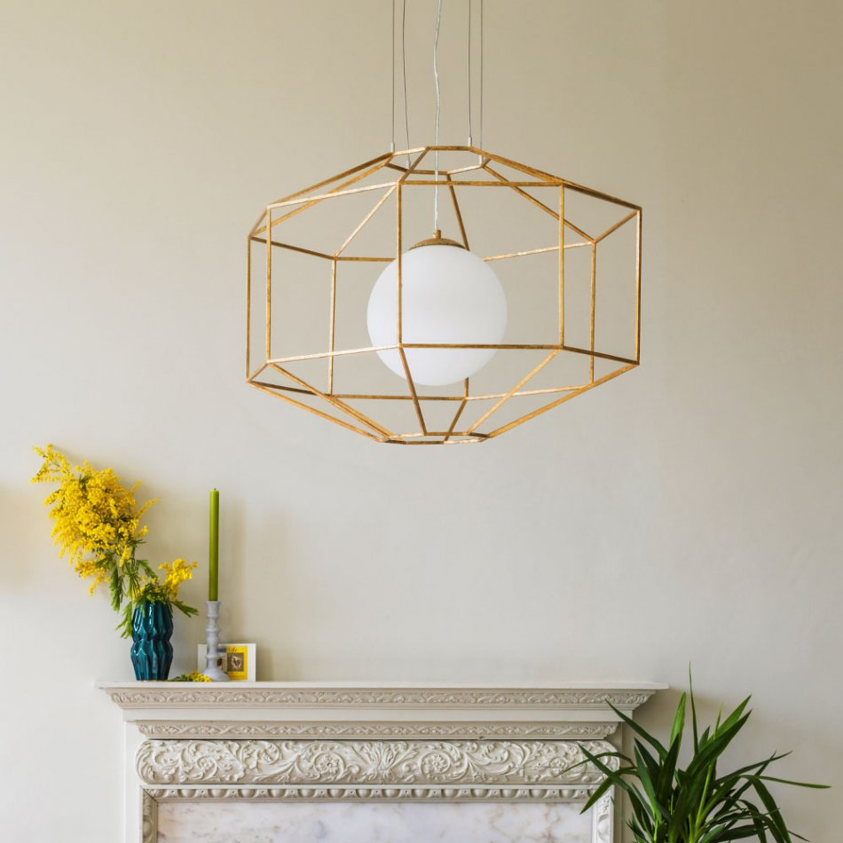 Graham and Green Aurelius pendant light