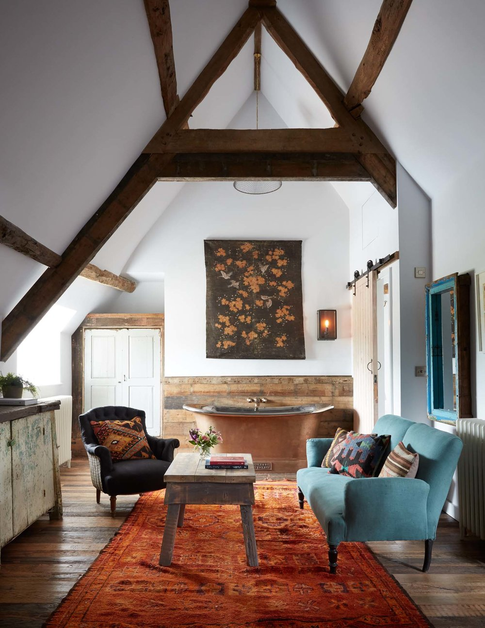 Artist Residence Oxfordshire: the ultimate New Year escape — The ...