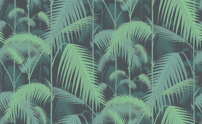 Cole & Son Palm Jungle wallpaper - destined for Clemmie's spare room