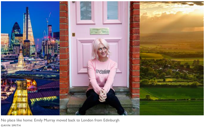 Emily Murray UK's top interiors blogger and influencer at The Pink House