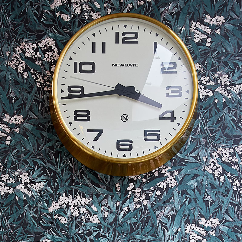 Graham & Green Brixton clock