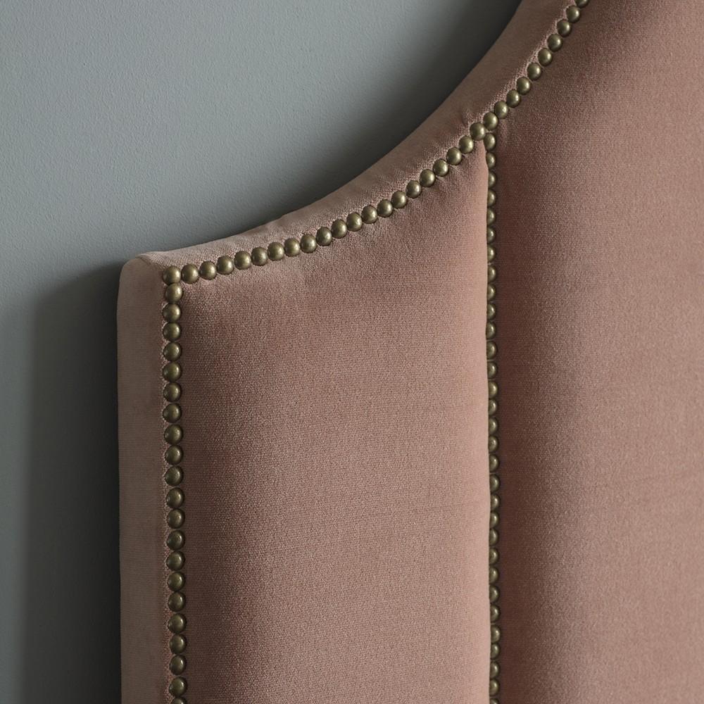Atkin & Thyme pink  Coco  headboard