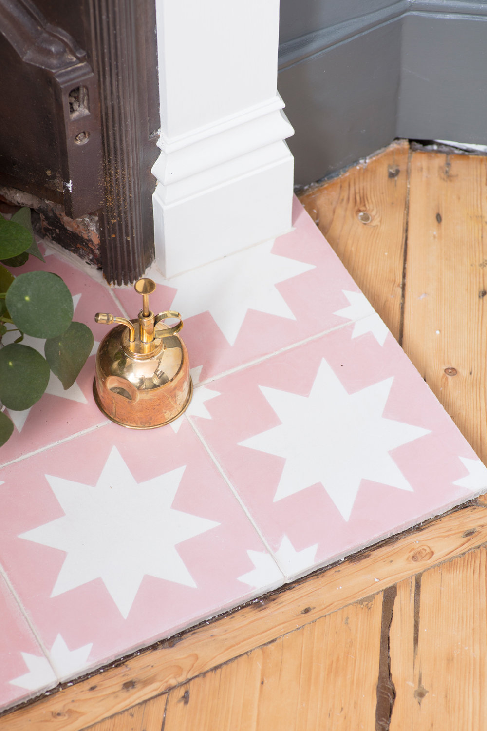 Bert & May pink Pradena tiles
